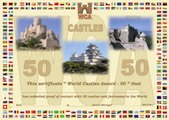 World Castles Award